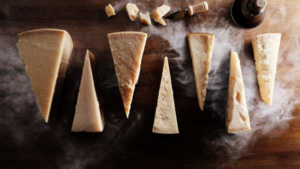 Parmigiano Reggiano di Vacche Rosse